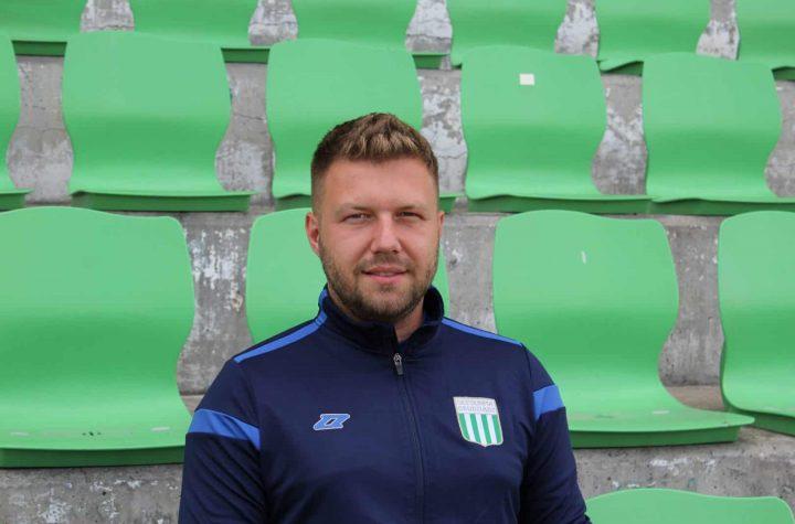 Marek Stepnowski w sztabie Olimpii Grudziądz