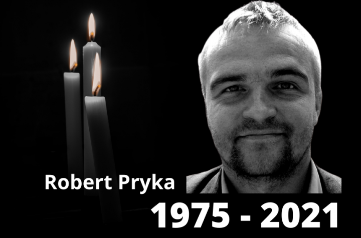 Nie żyje Robert Pryka