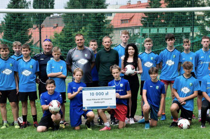 WSSE - Gwarek Wałbrzych - Sportowy Wałbrzych - Gwarek ze wsparciem Wałbrzyskiej Strefy