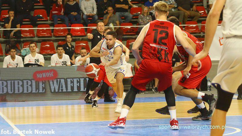 Górnik Trans.eu Wałbrzych - WKK Wrocław Sportowy Wałbrzych