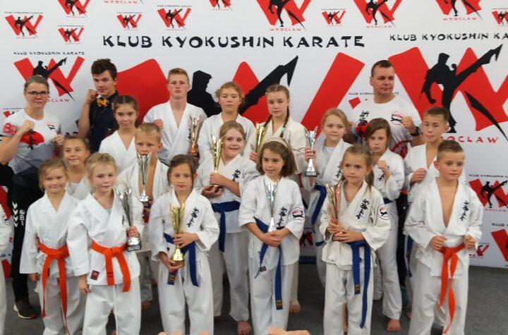 Doskonały występ wałbrzyskich karateków