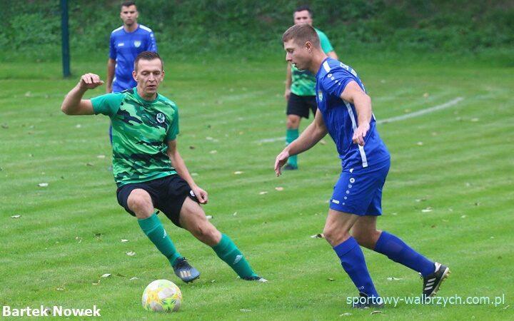 Sudety Dziećmorowice - Zieloni Mrowiny Sportowy Wałbrzych Wałbrzyska Serie A
